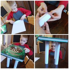 Relentlessly Fun, Deceptively Educational: Building with Paper (Simple Engineering Challenge)