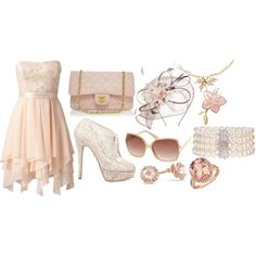 """""""coral"""" by shanna-ledoux on Polyvore"""