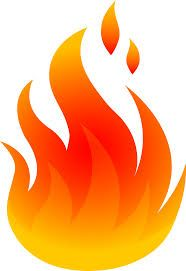 clipart flames look at flames clip art images clipartlook com rh pinterest com flames clip art free download flames clip art black and white