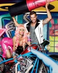 Nicki Minaj and Ricky Martin reveal VIVA GLAM range - March 1 sees the launch of latest VIVA GLAM for MAC Cosmetics