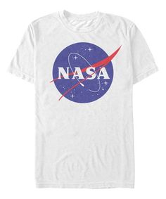 Fifth Sun White NASA Logo Tee - Men s Regular 45dc53eb7