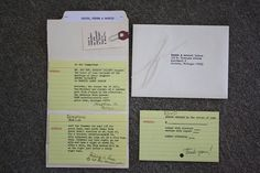Library card wedding invitations