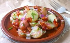 Pennsylvania Dutch Warm Potato Salad, a recipe on Food52
