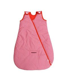 Zomerslaapzak 1-8m Philo Red - Trixie Baby