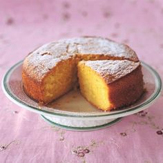 Vanilla Cake Recipe - Easy Moist Sponge Cake Recipe