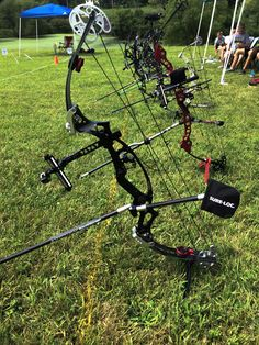 The Kansas city summer sizzle was a youth JOAD tournament with distances of 20-60 meters and there where adults shooting as well
