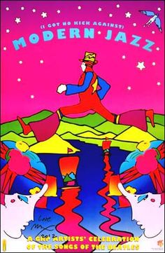 GPR – Songs of the Beatles by Peter Max  $260.00  30 x 20 inches