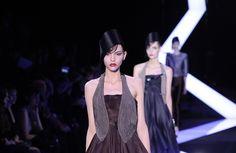 París Haute Couture SS 2013: Desfile de Armani Privé