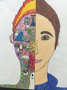 healthy snacks for preschoolers to bring to school ideas 2017 fall Middle School Art, Art School, 7th Grade Art, Virtual Art, School Art Projects, Art Lessons Elementary, Arts Ed, Art Lesson Plans, Art Classroom
