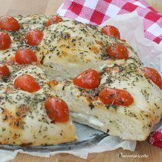 Focaccia di Pizza Ripiena