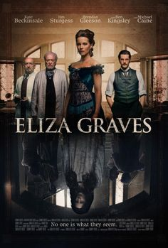 [Movies] New Poster Released for Eliza Graves Posted by Jeremy Thomas on Supernatural thriller stars Kate Beckinsale. New Movies, Good Movies, Movies Online, Period Drama Movies, Period Dramas, Movie To Watch List, Movie List, Film Movie, Movies Showing