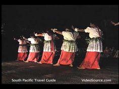 Fiji: dance storytelling