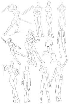 Body Reference Drawing, Body Drawing, Anatomy Drawing, Drawing Reference Poses, Drawing Base, Hand Reference, Body Anatomy, Anatomy Reference, Poses Anime