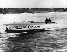 Packard Chris-Craft Racer 1922 :: The Mariners Museum Image Collection