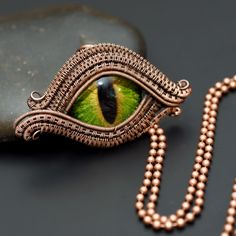Handmade One of A Kind Wire Wrap Artisan Jewelry - Nicole Hanna Jewelry