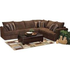 Cocoa Sectional