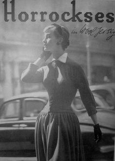 Horrockses  Jersey Knit Dress