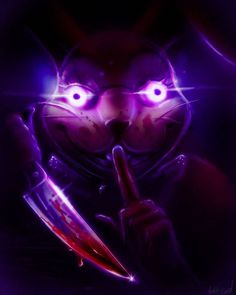 I kill you Five Nights At Freddy's, Animatronic Fnaf, Black Canvas Paintings, Fnaf Wallpapers, Scary, Creepy, Fnaf Characters, Freddy 's, Fnaf Drawings