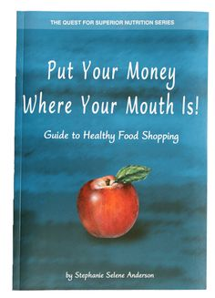 Nutrition researchers of the early twentieth century showed that without a doubt the greatest cause of disease in the modern age is the consumption of refined foods. Amazingly, this fact is virtually ignored by most health experts today. With this handy shopping guide from Selene River Press, you'll learn the ins and outs of living on whole foods—and take the reins of your health in the process.