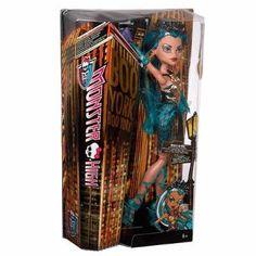 Monster High Boo York Nefera De Nile Mattel - R$ 159,99 no MercadoLivre