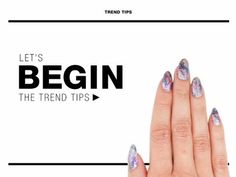 #Sephora #Nailspotting #How-to Trend Tips