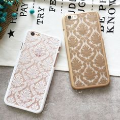 Hollow Out Flower For Apple Iphone 5s Case PC Hard Cover For Iphone 5 Cover  Luxury Lace For Iphone SE Case Silicone Phone Shell d8f740c32800
