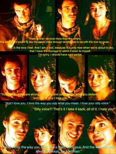 Quite possibly one of the cutest scenes ever to be written. I was SO happy for them and I laughed and cried hard and my brothers and Cait laughed and teased me the rest of the night! Best Tv Shows, Movies And Tv Shows, Medieval Tv Shows, Jonas Armstrong, Harry Lloyd, Robin Hood Bbc, Sherwood Forest, Prince Of Persia, Dialogue Prompts