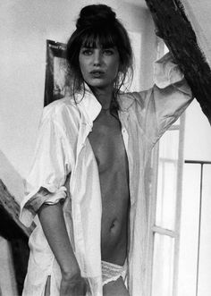 No jewels. Jane Birkin.