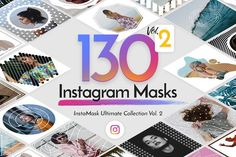 InstaMask Ultimate Collection Vol. 2 - Instagram - 1