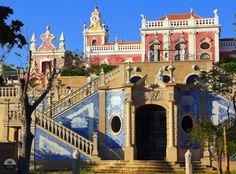 Estoi Palace - Faro (Algarve)