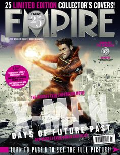 EMPIRE Magazine - 25 Limited Edition Collector's Covers - Sunspot