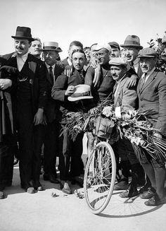 Philippe Thys, vainqueur du Tour 1920  