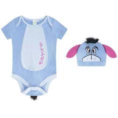 Disney Baby Eeyore Bodysuit With Hat - Baby