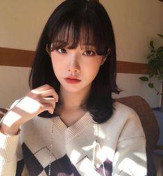 Asian Cute, Pretty Asian, Asian Woman, Asian Girl, Soft Grunge Hair, Teen Girl Photography, Ulzzang Korean Girl, Uzzlang Girl, Aesthetic Makeup