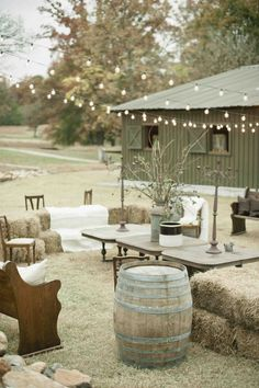 Atlanta, Peachtree City and Newnan Wedding Ceremony and Event Outdoor Location - Vinewood's Venues
