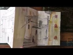My Farindola Sketchbook - Karen Stamper