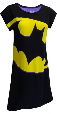 Batgirl Logo Night Shirt