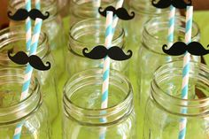 Bow Tie and Mustache Themed 1st Birthday by Crave Indulge Satisfy via The TomKat Studio.