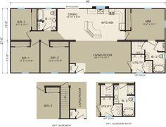 64 Best Modular Homes Plans Images Modular Home Plans