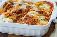10 Easy Casseroles For Busy Nights