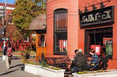 Cafe Saint-Ex, Washington DC