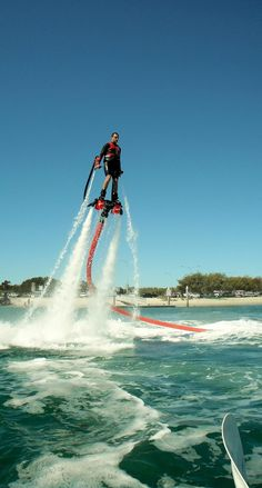 Flyboard oh yeah I have to try this!!