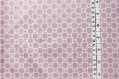 grafisches Punkte-Muster auf Baumwolle von AMY BUTLER aus der Serie gypsy caravan - ...  passend zu allen anderen Artikeln dieser FarbSerie ROSA