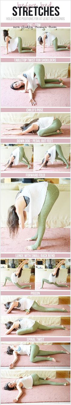 The perfect stretching routine with 10 simple stretches to do at home to lose weight after an Orangetheory class or other HIIT workout. #weightloss #loseweight #howtoloseweight #stretchesworkout #fitness #routine #motivation #burncalories #fatburning #health