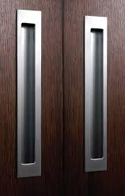Image result for flush pull handles