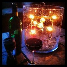 This could definitely add some romance to your evening ... add wine & ... www.partylite.biz/tawnischaad