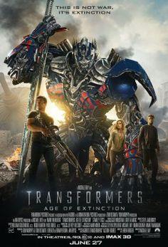 Transformers 4 – Transformers: Kayıp Çağ izle