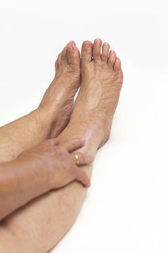 Soles and Toes-Caring For Elderly Feet