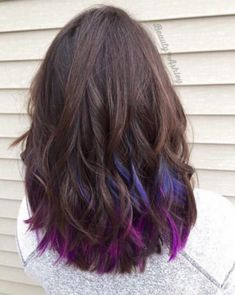 Underlights: The rainbow hair-dye you can sport at the office - Be Asia: fashion, beauty, lifestyle & celebrity news