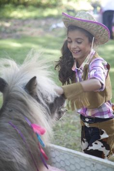 Pink Cowgirl Party Packs Supplies #Party #BirthdayExpress